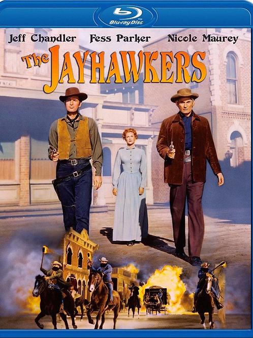 NA ENCRUZILHADA DOS FACÍNORAS (The Jayhawkers, 1959) Bluray