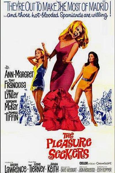 EM BUSCA DO PRAZER (The Pleasure Seekers,1964)