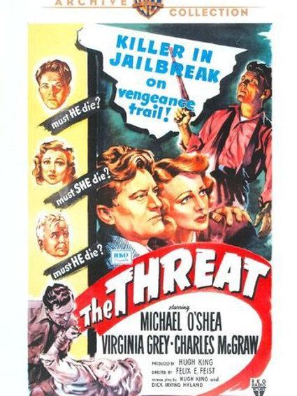 A AMEAÇA (The Threat, 1949)