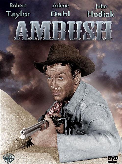 ARMADILHA (Ambush, 1950)