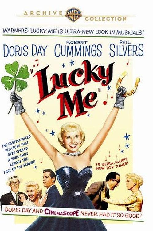 COM CÉU NO CORAÇÃO (Lucky Me, 1954)