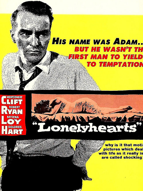 POR UM POUCO DE AMOR (Lonelyhearts, 1958)