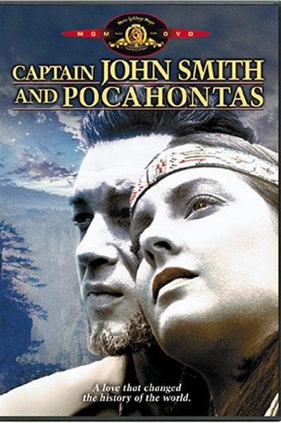 FLECHAS FLAMEJANTES (Captain John Smith and Pocahontas, 1953)