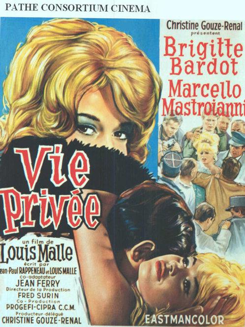 VIDA PRIVADA (Vie Privée, 1962)