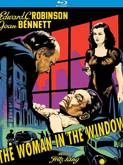 UM RETRATO DE MULHER (The Woman in the Window, 1944) Blu-ray