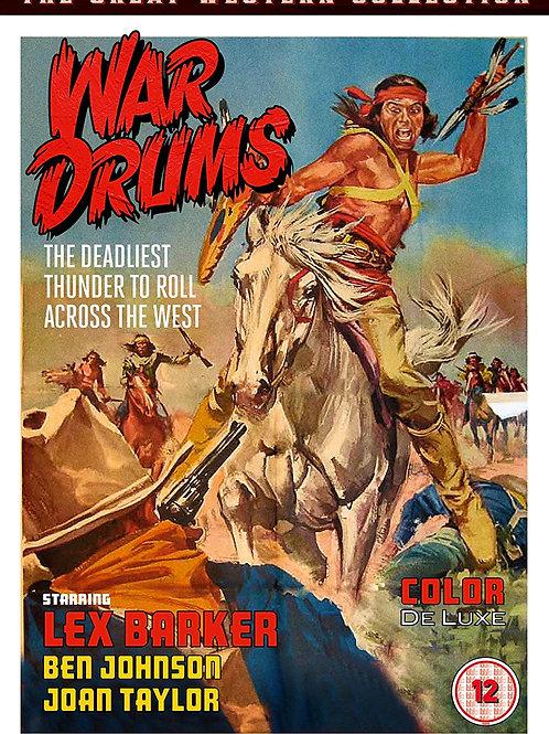 OS TAMBORES CHAMAM PARA A GUERRA (War Drum, 1957)