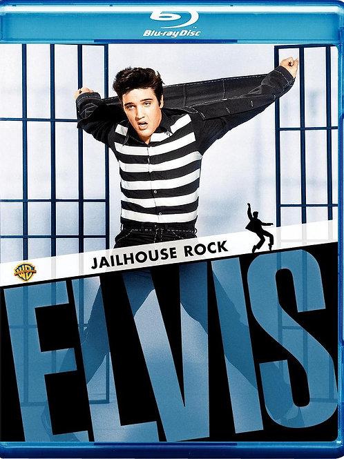 O PRISIONEIRO DO ROCK (Jailhouse Rock, 1957) Blu-ray