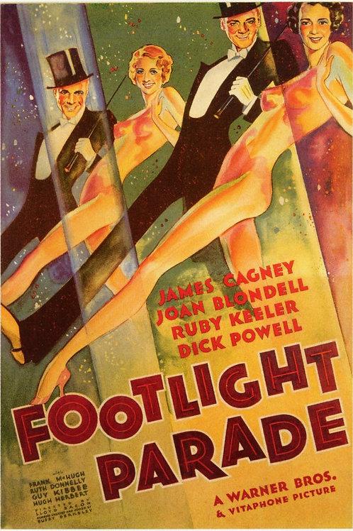 BELEZAS EM REVISTA (Footlight Parade, 1933)