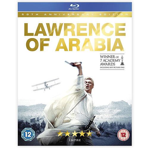 LAWRENCE DA ARÁBIA (Lawrence of Arabia,
