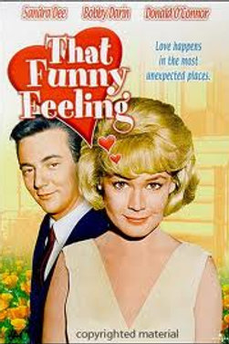 NA BOCA DO LOBO (That Funny Feeling, 1965) - Legendado em português