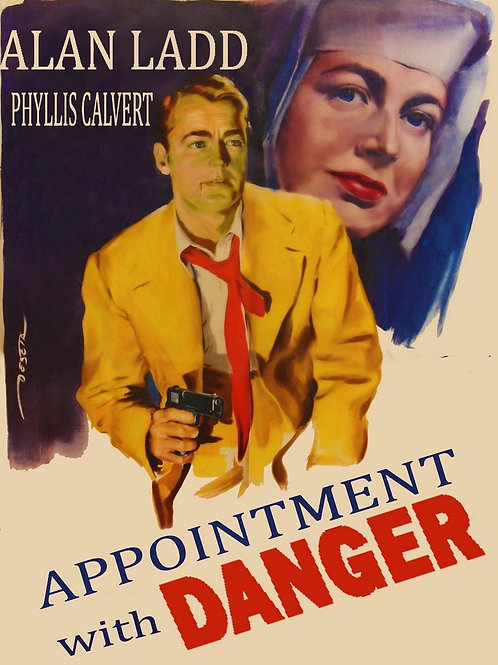 NA BOCA DO LOBO (Appointment With Danger, 1951)