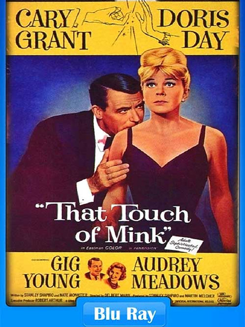 CARÍCIAS DE LUXO (That Touch of Mink, 1962)