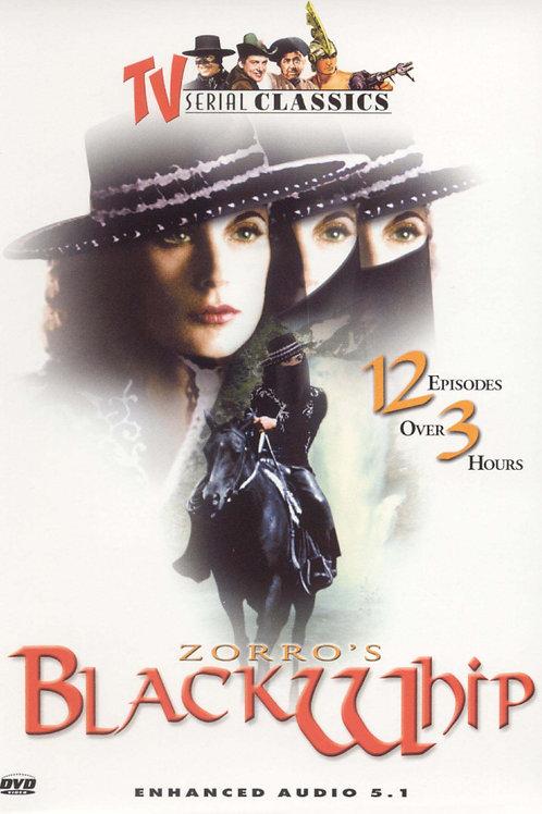 O CHICOTE DO ZORRO (Zorro's Black Whip, 1955)