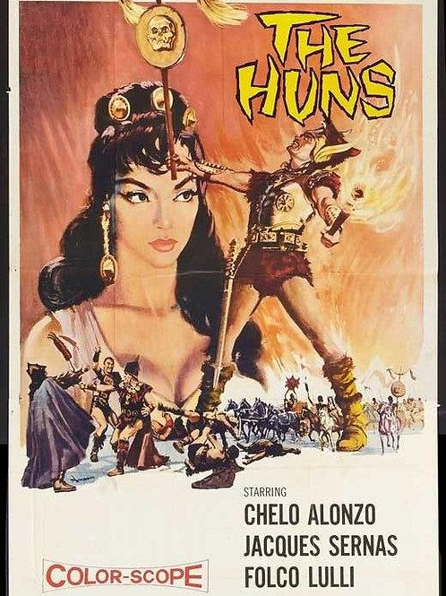 A RAINHA DOS TÁRTAROS (La regina dei Tartari, 1960)