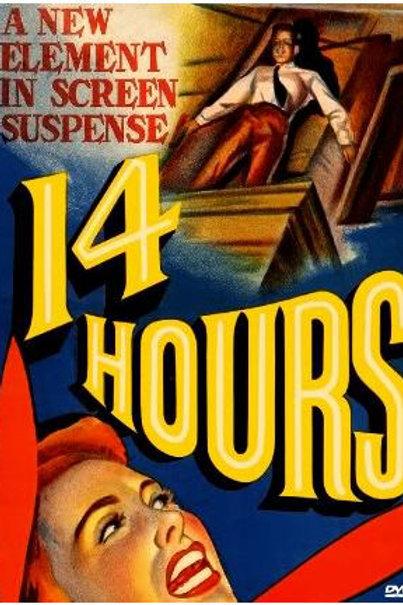 HORAS INTEMINÁVEIS (14 Hours, 1951)