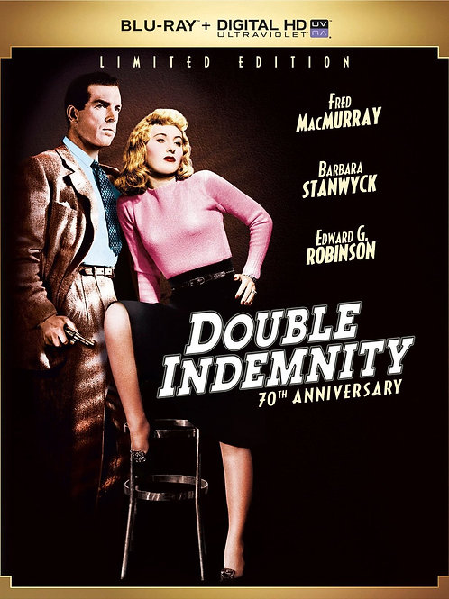 PACTO DE SANGUE (Double Indemnity, 1944)