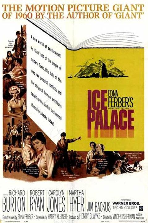 GIGANTE DE GELO (Ice Palace, 1960)