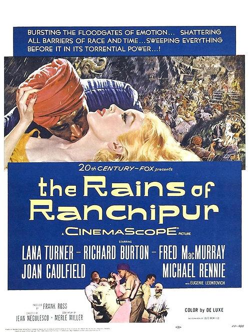 AS DE RANCHIPUR (The Rains of Ranchipur, 1955)