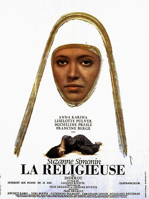 A RELIGIOSA (La Religieuse, 1966)