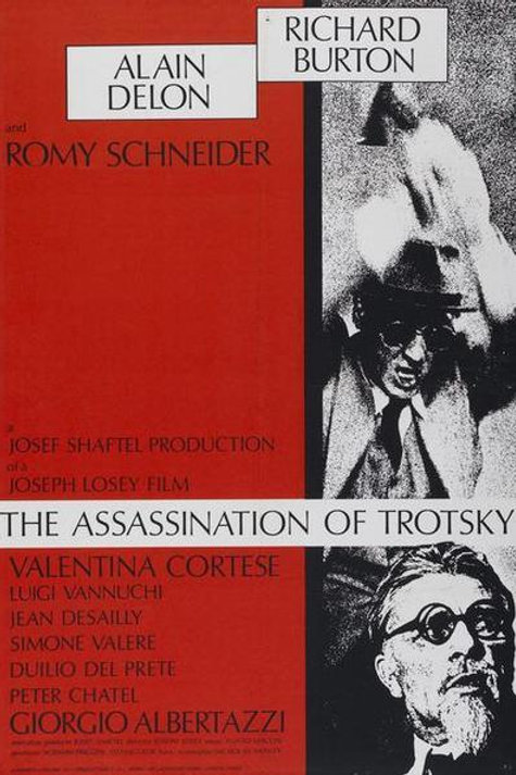 O ASSASSINATO DE TROTSKY (The Assassination of Trotsky, 1972) blu-ray