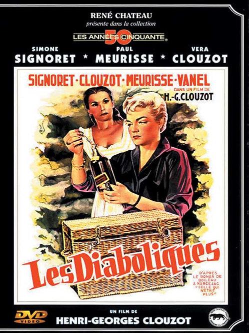 AS DIABÓLICAS (Les Diaboliques, 1954)