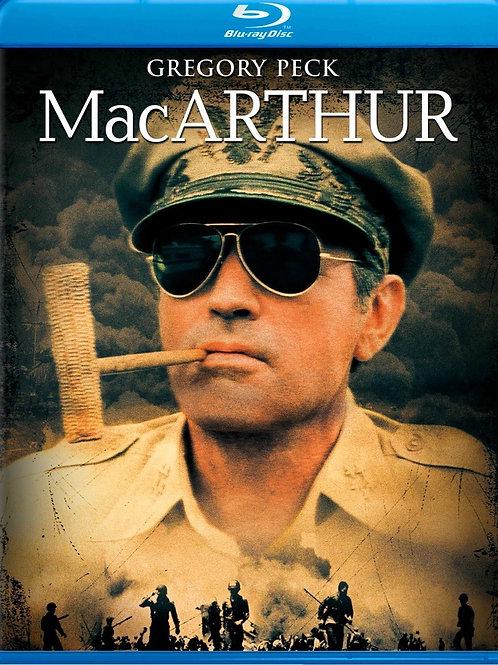 MacARTHUR, O GENERAL REBELDE (MacArthur, 1977)