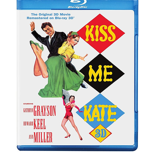 DÁ-ME UM BEIJO (KissMe Kate, 1953)