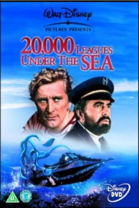 20.000 LÉGUAS SUBMARINAS (20.000 Leagues Under The Sea, 1954)