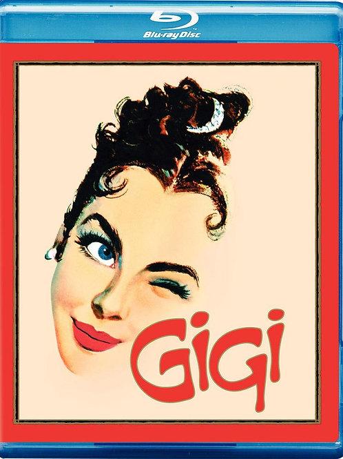 GIGI  (Idem, 1958) Bluray