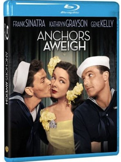 MARUJOS DO AMOR (Anchors Aweigh, 1945) Blu-ray