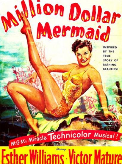 A RAINHA DO MAR (Milion Dollar Mermaid,