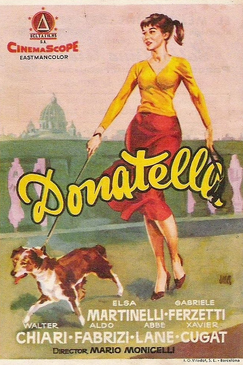 DONATELLA (Idem, 1956)