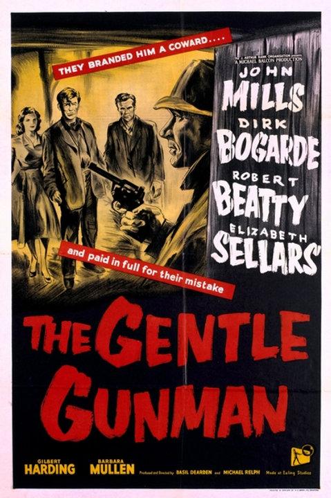 O ÓDIO ERA MAIS FORTE (The Gentle Gunman, 1952)