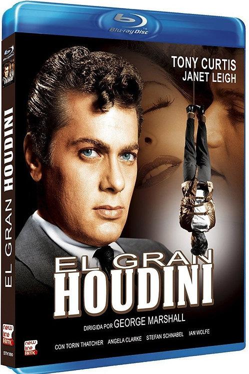 HOUDINI, O HOMEM MIRACULOSO (Houdini, 1953) Bluray