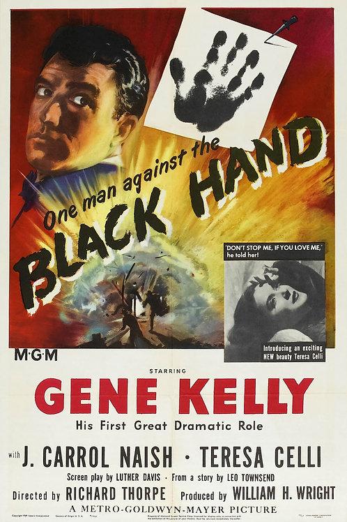 A MÃO NEGRA (Black Hand, 1959)