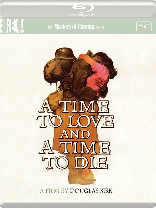 AMAR E MORRER (A Time to Love and a Time to Die, 1958)
