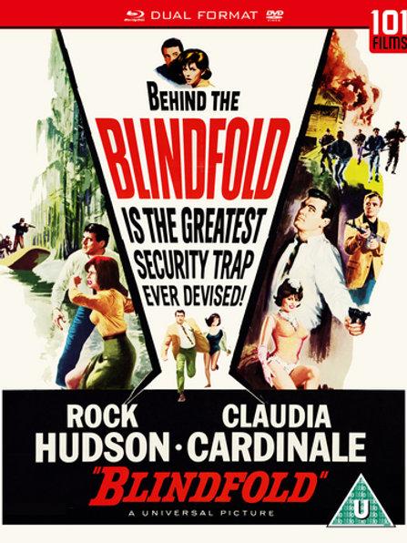 DE OLHOS VENDADOS (Blindfold, 1966) Bluray