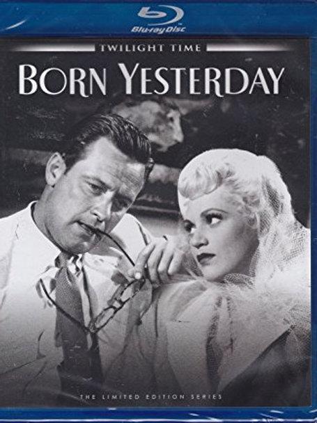 NASCIDA ONTEM (Born Yesteday, 1950) Bluray