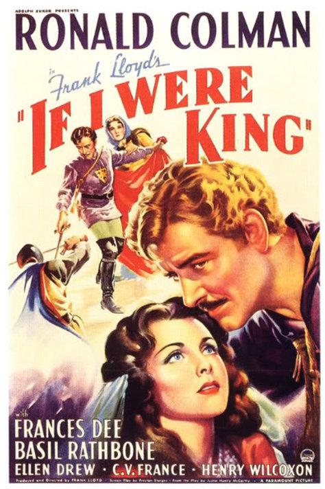 SE EU FORA REI (If I Were King, 1938)