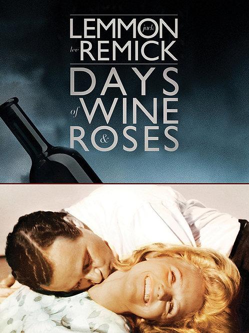 VÍCIO MALDITO (Days of Wine and Roses, 1962)