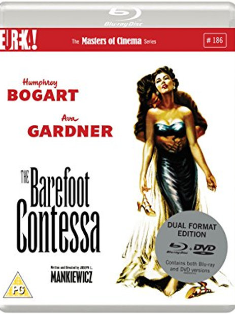A Condessa Descalça (The Barefoot Contessa, 1954) Bluray