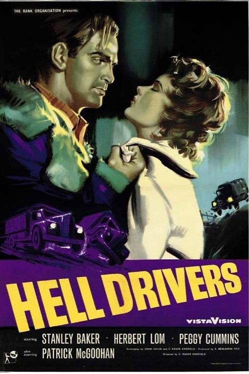 NA ROTA DO INFERNO (Hell Drivers, 1957)