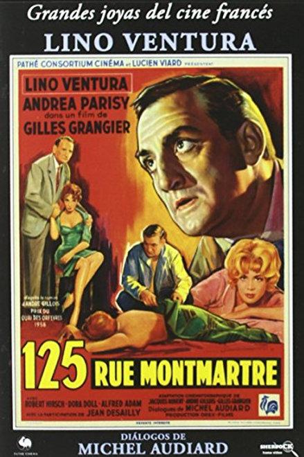 O CASO DA RUA MONTMARTRE (125 Rue Montmartre, 1959)