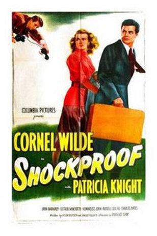 APAIXONADOS (Shockproof, 1949) Blu-ray