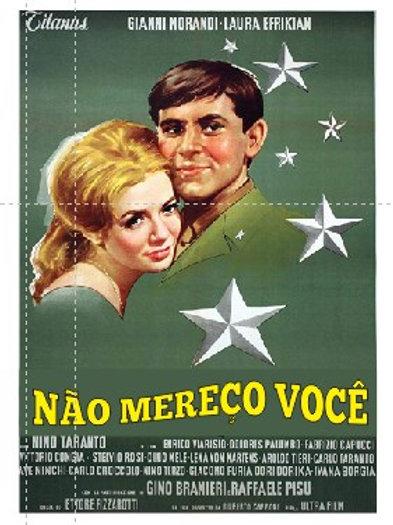 NÃO MEREÇO VOCÊ (Non son degno di te,1965)