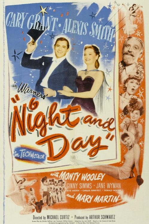 A CANÇÃO INESQUECÍVEL (Night and Day, 1946)