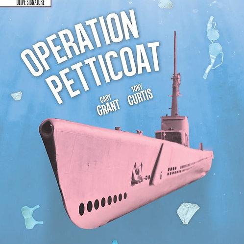 ANÁGUAS A BORDO (Operation Petticoat, 1959)