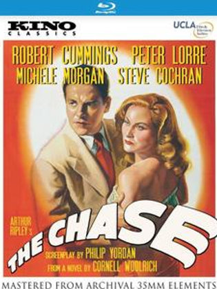 A SENDA DO TEMOR (The Chase, 1946) Blu-ray