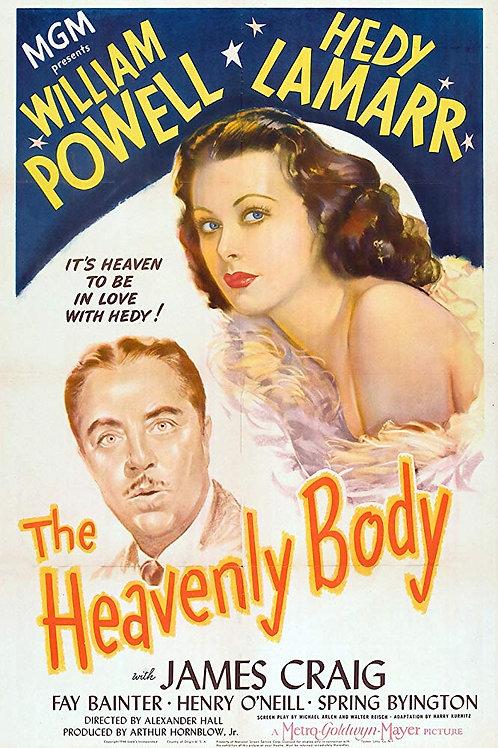 UM RIVAL NAS ALTURAS (The Heavenly Body, 1944)
