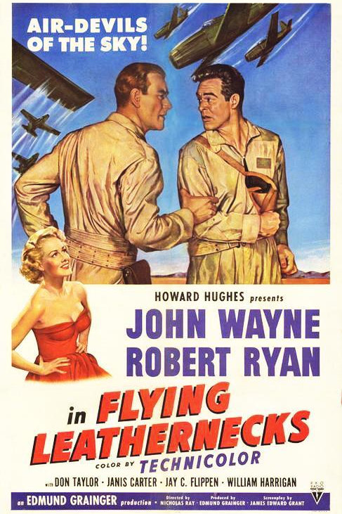 HORIZONTES DE GLÓRIAS  (Flying Leathernecks, 1951)